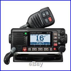 Standard Horizon GX2400B Matrix Black Marine Boat Radio VHF With GPS DSC&Hailer