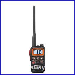 Standard Horizon HX40 Handheld VHF Marine Boat Radio Transceiver 6W