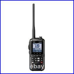Standard Horizon HX890 Handheld Marine Boat VHF Radio Black