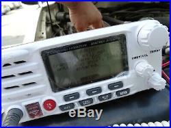 Standard Horizon Matrix GX2200 VHF Marine Boat Radio AIS GPS DSC Transceiver NEW