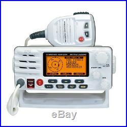 Standard Horizon Matrix GX2200 VHF Marine Boat Radio AIS GPS DSC White
