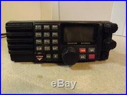 Standard Horizon Quantum Gx5500s Radio Cb Marine Boat Transceiver
