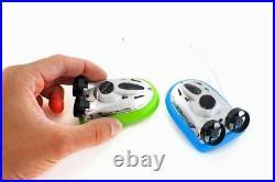 Super Mini Micro RC Hovercraft Radio Remote control Hovership Boat RC toys Gift