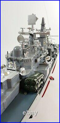 UK RC Radio Remote Control Boat Destroyer Battleship Boat Yacht RTR 1275 Scale
