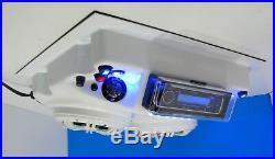 UTV Radio Boat T Top Radio Overhead Console Stereo KENWOOD BLUETOOH MARINE 6.5