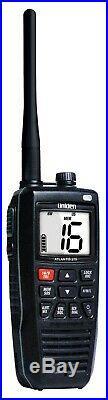 Uniden Atlantis 275 VHF Floating Marine Boat Radio NOAA Portable Two Way NEW