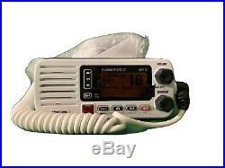 Uniden Um415 Vhf Marine Radio Fixed Class D White 25 Watt Um415 -boat