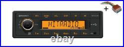 VDO RADIO USB MP3 WMA 12V + Cable Boat Marine TR7411U-OR