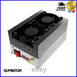 VHF80W RF Power Amplifier Amp Output 40-80W For Two Way Radios Vehicle Boat