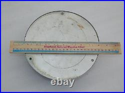 Vintage Viking Iver C Weilbach Ships Boat Yacht Radio Room Captains Clock Deck