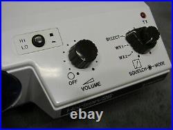 Vtg NEW Standard Horizon Japan 25 Watt VHF FM Marine Transceiver Boat Radio +Box