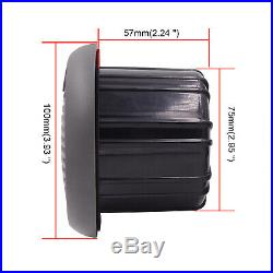 Waterproof Radio Marine Audio Package Stereo 2 black 3 Boat Speaker for ATV UV