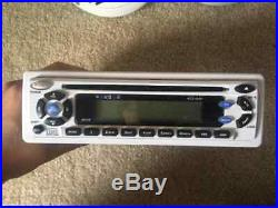 White Jensen Marine Stereo / Boat Radio